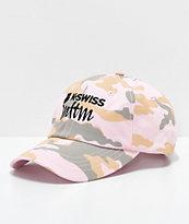 MTTM x K-Swiss gorra strapback camuflada