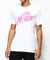 Marshin Tractor Beam White T-Shirt