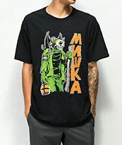 Mishka Gatekeeper camiseta negra