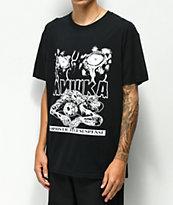 Mishka Suspense camiseta negra