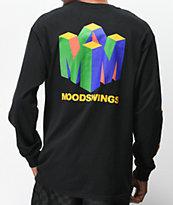 Moodswings 96 Black Long Sleeve T-Shirt