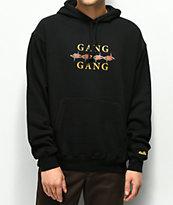 Moodswings Gang Gang Black Hoodie
