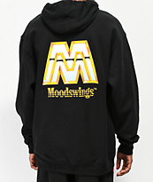 Moodswings Main Event Black Hoodie