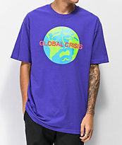 Moodswings Mundo Purple T-Shirt