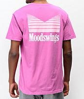 Moodswings Quantum Leap Purple T-Shirt