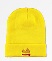 Moodswings Ups & Downs gorro amarillo