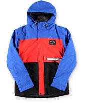 0016bdc70 Neff Boys Trifecta Blue 10K Snowboard Jacket