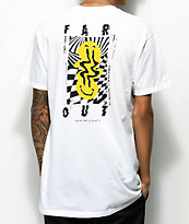 Neff Far Out camiseta blanca