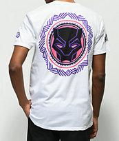 Neff X Black Panther Neon Symbol camiseta blanca