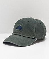 66872621a4e Nike SB H86 Icon Green Strapback Hat