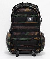 b2e77f6a6 Nike SB RPM Camo Backpack