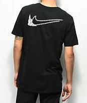 Nike SB Roses Black T-Shirt