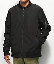 Ninth Hall Privation chaqueta negra