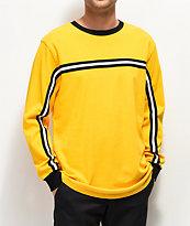 Ninth Hall Race Long Sleeve Yellow T-Shirt