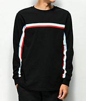 Ninth Hall Race camiseta negra de manga larga