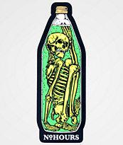 NoHours Bottle Sticker