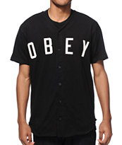Obey Double Play Baseball Jersey