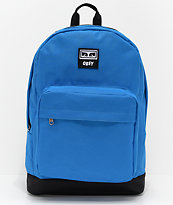 Obey Dropout Juvee Sky Blue Backpack