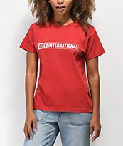 Obey International Red T-Shirt