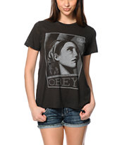Obey Plans For The Future Back Alley T-Shirt