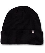 b2dad2050 Obey Ruger 89 Black Beanie