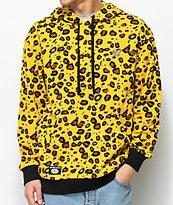 Odd Future Cheetah sudadera con capucha