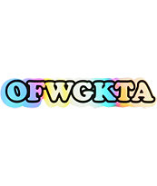 29ccd35033d2 Odd Future OFWGKTA Sticker