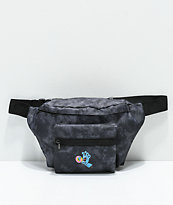 Odd Future x Santa Cruz Black Fanny Pack