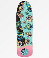 "Odd Future x Santa Cruz Screaming Donut 9.35"" cruiser tabla de skate"