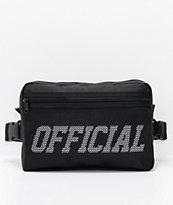 Official Utility Black Chest Bag