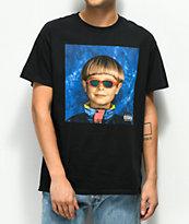 Oliver Tree Alien Boy camiseta negra