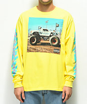 Oliver Tree All That Yellow Long Sleeve T-Shirt