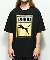 PUMA Chains Black T-Shirt