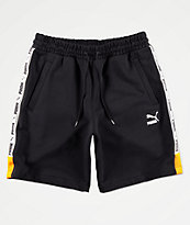 PUMA XTG shorts de punto negro
