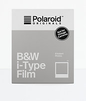 Polaroid Originals i-Type Black & White Instant Camera Film