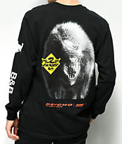 Post Malone Posty Co. Black Long Sleeve T-Shirt