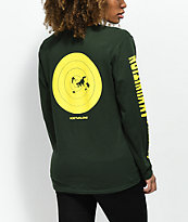 Post Malone Stoney Hunt Club Ammo Green & Yellow Long Sleeve T-Shirt
