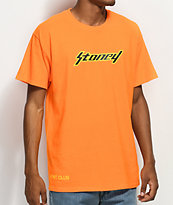 Post Malone Stoney camiseta naranja