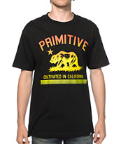 Primitive Cultivated Rasta Tee Shirt