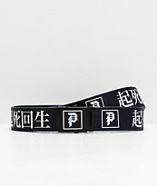 Primitive Ginza Black Web Belt