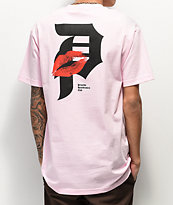 Primitive Heartbreakers Dirty P Pink T-Shirt