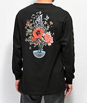 Primitive Memento camiseta de manga larga negra