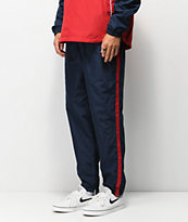 Primitive Relay Blue & Red Track Sweatpants