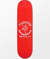 """Primitive Rodriguez Huy Fong Foods 8.12"""" Skateboard Deck"""