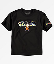Primitive x Dragon Ball Z Boys Goku Nuevo Black T-Shirt