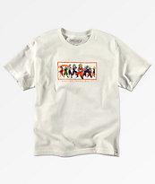 Primitive x Dragon Ball Z Boys Nuevo White T-Shirt