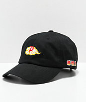 Primitive x Dragon Ball Z Dirty P Nimbus gorra strapback en negro