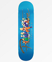 "Primitive x Dragon Ball Z Nuevo Heroes 8.0"" Skateboard Deck"