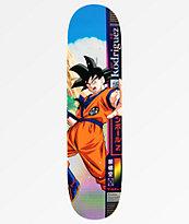 """Primitive x Dragon Ball Z PRod Goku 8.0"""" Skateboard Deck"""
