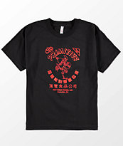 Primitive x Huy Fong Boys Rooster Black T-Shirt